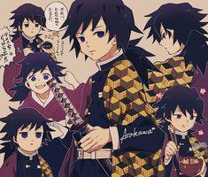 kimetsu no yaiba Taisho Era, Fandom, Animated Cartoons, Slayer Anime, Anime Demon, Dark Fantasy, Anime Characters, Anime Art, Manga Art