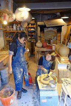 Adopt a Potter: Akiko & Yasuko Tang