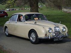 Jaguar MkII Classic Car - 1967  Like, repin, share, Thanks!