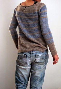 Grasfleckenbylilalu: knitting pattern