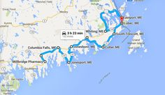 3. The Bold Coast Scenic Byway