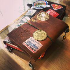 新しい仲間 | TRAVELER'S notebook みんなの投稿 - MIDORI