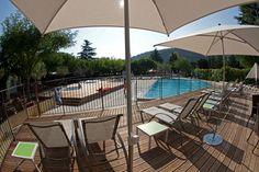 Camping***** Le Soleil Vivarais - Sampzon #Camping #Ardeche #Vacances #Piscine #Cool #Relax