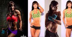 Heidi Carlsen ist ein amerikanisches Fitness Model und Personal Trainer. Die 28-jährige Heidi ist 175cm groß und bringt derzeit 56 Kg auf die Waage.