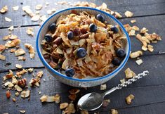 It's quite possible to create and enjoy homemade granola that is free of grains and refined sugar. It's also quite possible to throw some holiday flavors…
