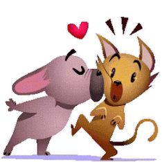 The perfect KissMe Love Cute Animated GIF for your conversation. Discover and Share the best GIFs on Tenor. Kiss Me Love, Love You Gif, Cute Love Gif, Emoji Stickers, Love Stickers, Big Bisous, Gif Mignon, Gif Lindos, Facebook Dog