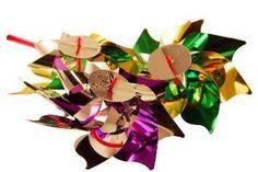 Cómo hacer un molinillo de viento de origami