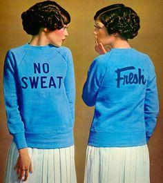 No Sweat/Fresh