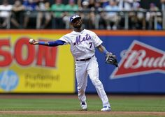 Mets' lineup vs. Nationals: Wilmer Flores out, Jose Reyes leads ...