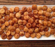 sriracha maple oyster crackers