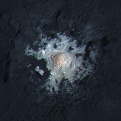 The bright central area of Ceres' Occator Crater, known as Cerealia Facula, is approximately 30 million years younger than the crater in which it lies, according to a new that used data from our Dawn spacecraft to analyze Occator's central dome in detail, concluding that this intriguing bright feature on the dwarf planet is only about 4 million years old -- quite recent in terms of geological history. The new study supports earlier interpretations from the Dawn team that this reflective…