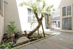 西品川の家 : 스칸디나비아 정원 by 光風舎1級建築士事務所