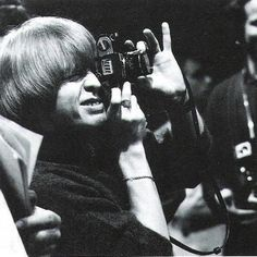 Brian taking more photos Rollin Stones, Swinging London, Mick Jagger, Lady And Gentlemen, Rock Music, The Beatles, Rock N Roll, The Originals, Babe