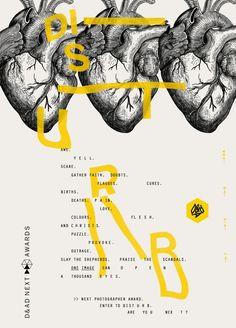 """A brasileiraF/Nazca Saatch & Saatchiassina campanha para o D&AD Next Awards2016. Alguns trabalhos publicitários emblemáticos e ícones da cultura pop foram reimaginados pela agência, em uma série de cartazes. Entre as peças revisitadas estão""""Balls"""", daSony ;""""Grrr"""", de Honda;""""Write the Future"""", daNike, além da capa do álbum""""Nevermind"""", do Nirvana. A ideia éincentivar jovens fotógrafos e diretores de cena a inscreverseus trabalhos na premiação promovida pelo D&AD. """"Espero que…"""