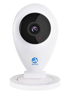 Deal des Tages Video Innenkamera = Angebot 42% Geld sparen ... JOOAN 700 WLAN Video Monitor HD IP Kamera mit Zwei Wege Audio Unterstützungs TF Karte JOOAN http://www.amazon.de/dp/B016RHKVBM/ref=cm_sw_r_pi_dp_GdMdxb1V0KBSB