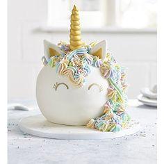 Unicorn Cake - from Lakeland