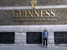 #me #guinness #irland #dublin