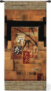 Bamboo-Inspiration-II-Eastern-Picture-Asian-Tapestry