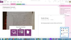 Quick-Notes-in-Microsoft-OneNote.png - (c) Screenshot by Cindy Grigg, Courtesy of Microsoft
