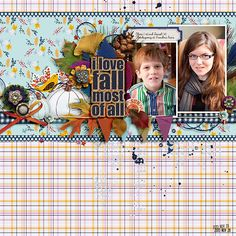 Second Spring by ForeverJoy Designs http://the-lilypad.com/store/Second-Spring-Page-Kit.html Fonts are Always In My Heart and Stamp  Watch me scrap this layout: https://youtu.be/5iWTwKhJLlI