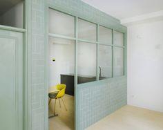 Nimú estudio de diseño – Oficina en Malasaña, Madrid