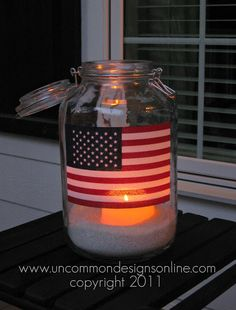 This Little Light of Mine.....{ Porch Lantern Tutorial } - Uncommon Designs...