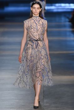 Christopher Kane's love dresses