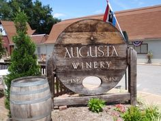 The Augusta Winery in Augusta, Missouri has a tasty selection of wines. We always like to try the reserves. Fun place to sit out with wine & cheese and people watch.