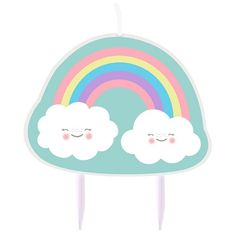 Amscan Rainbow & Cloud cake candle, 1 piece Amscan Rainbow Amscan Rainbow & Cloud Tortenkerze, 1 Stück 0 Source by bakeria Cloud Cake, Rainbow Cloud, 1 Piece, Bunt, Clouds, Candles, Kitchen Ideas, Grown Up Parties, Rain Bow