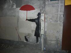 public art you stumble upon