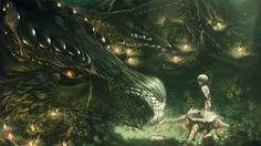 Risultati immagini per fantasy art
