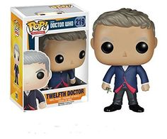 Funko 4630 POP TV: Doctor Who Dr #12 Action Figure FunKo
