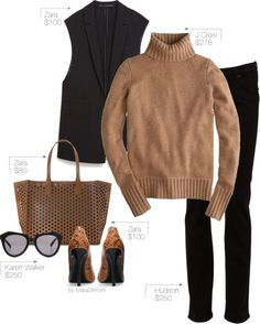 MariaOnPoint | Trendy Thursday: Stylish Business Professional @zaraofficial @jcrew