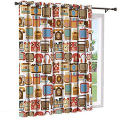 Doorway Curtain, Room Divider Curtain, Panel Room Divider, Room Darkening Curtains, Blackout Curtains, Living Room Gadgets, Home Gadgets, Teenage Room Decor, Gadget Shop
