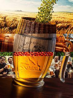 KOZEL / Life Of Beer on Behance