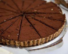 Tarta cu ciocolata la care ai unda verde oricand!!