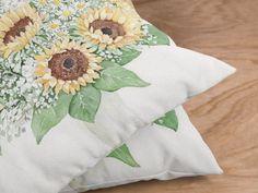 King Pillow Case | Etsy Custom Pillow Cases, Custom Pillows, King Pillows, Throw Pillows, Block Print Saree, Handmade Items, Handmade Gifts, Etsy, Decor