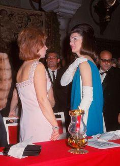 duquesa  y jackie. 1967