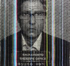 1   Photorealistic Mug Shots That Are Woven On A Loom   Co.Design: business + innovation + design