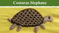 Bordado Fantasia Tortuga #3