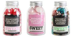 Sweet Remedies se encarga de elaborar botes de caramelos personalizados para cada empresa, ofreciéndolos como solución ante esos pequeños males a los que nos enfrentamos en nuestro día a día. Con u…