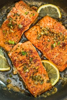 This Cajun Salmon recipe is an ultra-easy and flavorful dinner to make during your busy weeknights. It's ready in less than 30 minutes. Canned Salmon Recipes, Delicious Salmon Recipes, Cajun Recipes, Seafood Recipes, Cajun Salmon, Salmon Pasta, Salmon Salad, Cabbage And Smoked Sausage, Salmon Recipe Videos