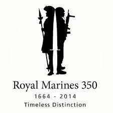 Image result for royal marines 1664