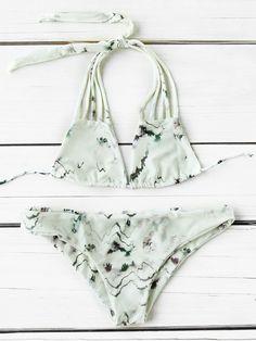 Shop Tie Dye Strappy Bikini Set online. SheIn offers Tie Dye Strappy Bikini Set & more to fit your fashionable needs.