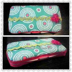 Wipes case