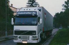 Truck Volvo JOT-Trucks Helsinki Finland..