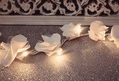 DIY Dainty Twinkle Lights