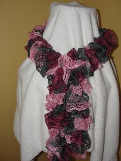 Sashay Scarf - Ballet $20 Cdn. I really like the colors!!!