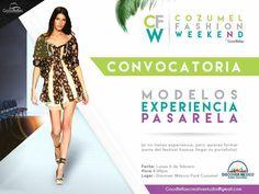 En preparación al Fashion Fest, hoy, casting de modelos en Discover Mexico
