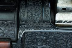 pistols 1885 | Griffin & Howe Custom Winchester Model 1885 High Wall Engraved and ...